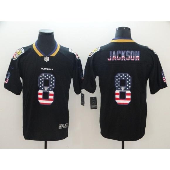 huge selection of 6401e c6ff0 Baltimore Ravens Lamar Jackson Jersey (1) NWT